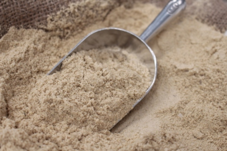 bran wheat flour